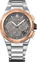 HUGO BOSS 1513362 supernova stainless steel watch
