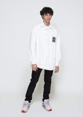 Raf Simons Carryover Denim Shirt