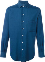 Loro Piana plain shirt - men - Cotton - XS