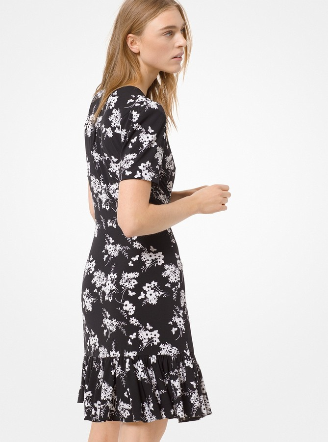 9eb781894af MICHAEL Michael Kors Print Jersey Dresses - ShopStyle