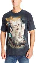 The Mountain Zombie Cat T-Shirt, 5X-Large