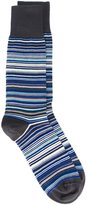 Paul Smith multi striped socks