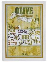 "Sur La Table Vintage Olive D'Italia Kitchen Towel OLIVE D'ITALIA , 28"" x 20"""