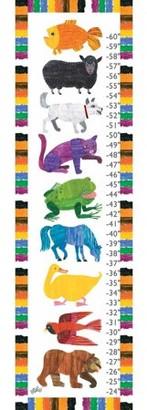 Eric Carle Animals Canvas Growth Chart