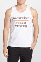 Junk Food Clothing Budweiser Field Tester Graphic Tank