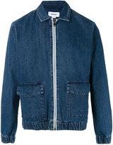 Sunnei zipped jacket - men - Cotton - S