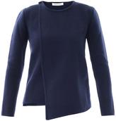 J.W.Anderson Panel wool sweater