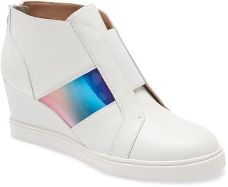 Linea Paolo Florent Wedge Sneaker