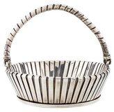 Bvlgari Sterling Silver Basket
