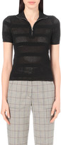 Sandro Cole knitted top