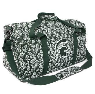 Michigan State Spartans Bloom Large Duffle Bag
