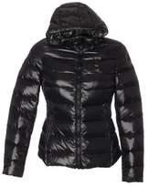 Blauer Women's Black Polyamide Down Jacket.