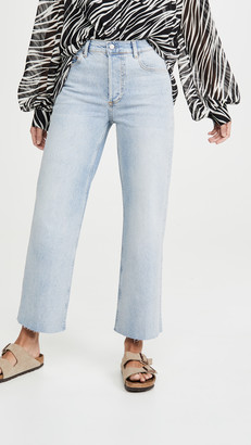 Mikey Boyish The High-Rise Jeans