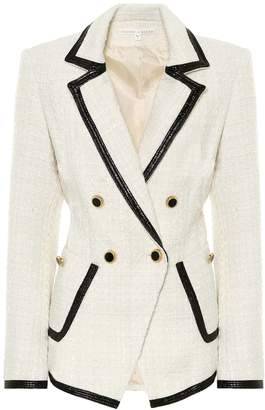 Veronica Beard Cato boulce tweed blazer
