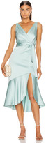 Jonathan Simkhai Mia Dress in Seafoam | FWRD