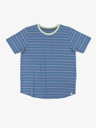 Sovereign Code Boys Forward Striped T-Shirt