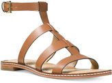 MICHAEL Michael Kors Fallon Gladiator Flat Sandals