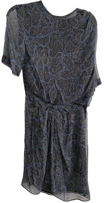 Etoile Isabel Marant Blue Silk Dresses