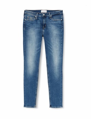 Calvin Klein Jeans Women's CKJ 011 MID Rise Skinny Pants