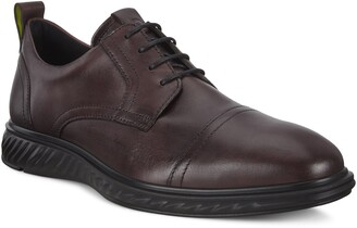 Ecco ST. 1 Hybrid Lite Cap Toe Dress Shoe