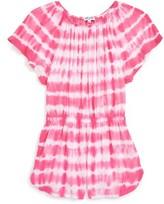 Splendid Toddler Girl's Tie Dye Voile Romper