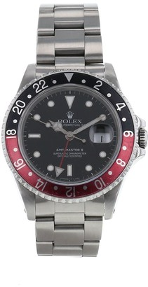 Rolex 1990 pre-owned GMT-Master II 40mm