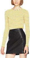BOSS ORANGE Women's Tafi 10200697 01 Long Sleeve Top