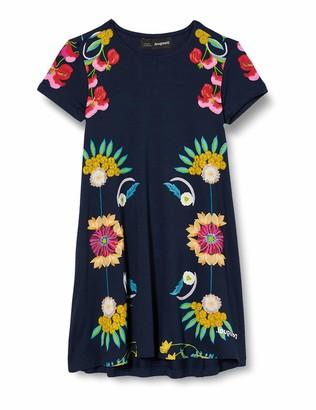 Desigual Girls' Vest_Florecillas Dress