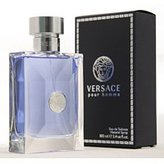 Versace Pour Homme by for Men - 3.4 Ounce EDT Spray