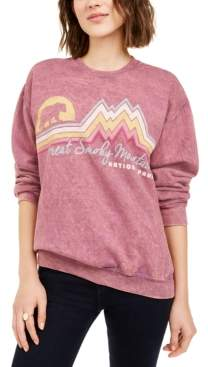 True Vintage Smoky Mountain Graphic Sweatshirt