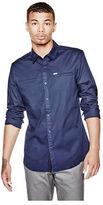G by Guess GByGUESS Men's Jerrold Stretch Shirt