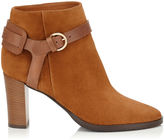 Jimmy Choo HOSE 80 Canyon Suede Ankle Boots