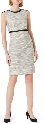Hobbs Amira Sheath Dress