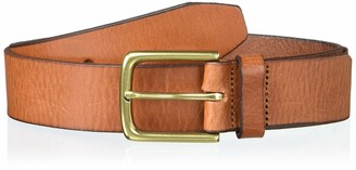 Vineyard Vines Men's Solid Distressed Leather Belt
