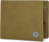 Diesel Mohican leather wallet