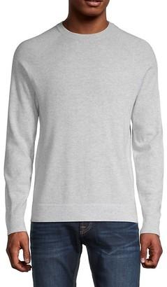 Theory Dermont Crewneck Cashmere Sweater