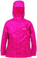 Regatta Great Outdoors Kids Pack It Waterproof Jacket