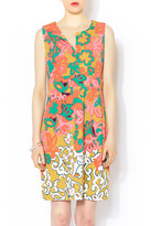 Aryeh Mod Floral Dress