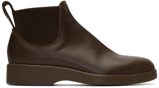 R.M. Williams Brown Marc Newson Edition 365 Yard Boots