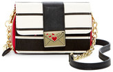 Betsey Johnson Love Letter Faux Leather Wallet