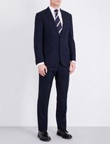 Ralph Lauren Purple Label Glenplaid-patterned regular-fit wool suit