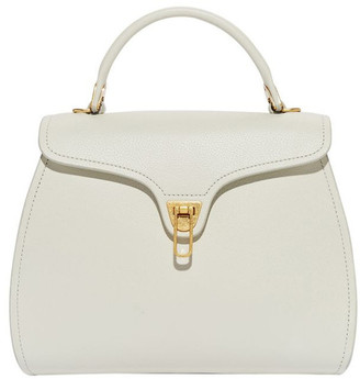 Coccinelle Marvin Flap Over Satchel