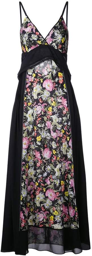 3.1 Phillip Lim floral printed dress