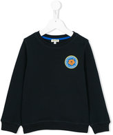 Kenzo front logo sweatshirt - kids - Cotton - 2 yrs