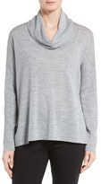 Eileen Fisher Women's Boxy Merino Wool Sweater