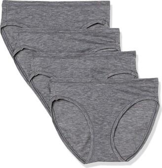 Amazon Essentials Women's Standard Breathable Light-Weight Bikini Panty
