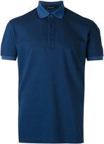 Ermenegildo Zegna polo top - men - Cotton - 54
