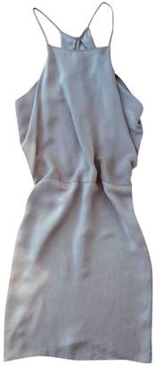 Les Prairies de Paris Silk Dress for Women