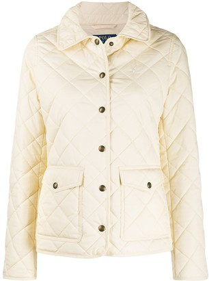 Polo Ralph Lauren Flap-Pocket Quilted Jacket