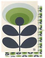 Orla Kiely 70s Flower Tea Towel, Pack of 2